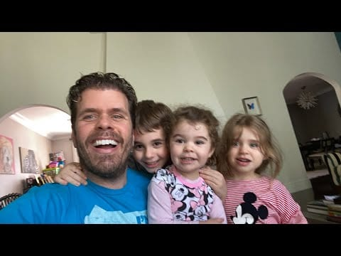 Father's Day 2020 – Corona Style! | Perez Hilton And Family