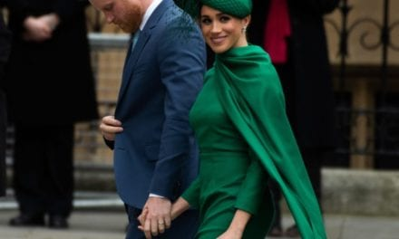 Knight in shining armor Harry's Aunt Claims Regal Family 'All Try To Help' New Members Adjust — Including Meghan Markle!