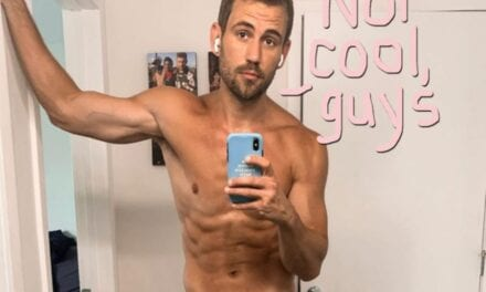 Chip Viall 'Embarrassed to Admit' Body-Shaming Over Shirtless Picture 'Affected My Mental Health'