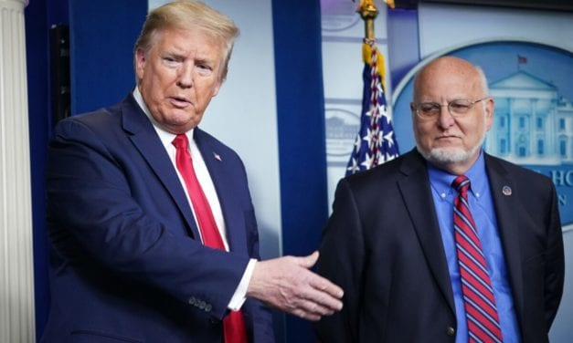 Trump Says US COVID-19 Fatalities 'Far Exaggerated, ' Blames CDC for Bad Stats
