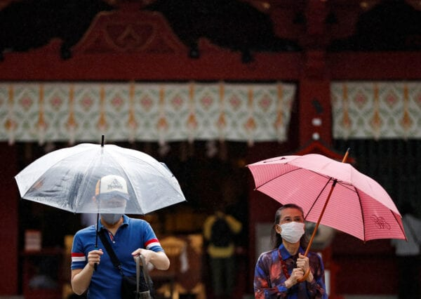 Tokyo Declares Coronavirus Red Notify as Situation 'Rather Severe'