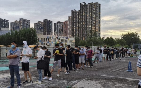 Way to obtain Latest Virus Outbreak within Beijing Remains a Secret as Authorities Scramble in order to Contain Spread