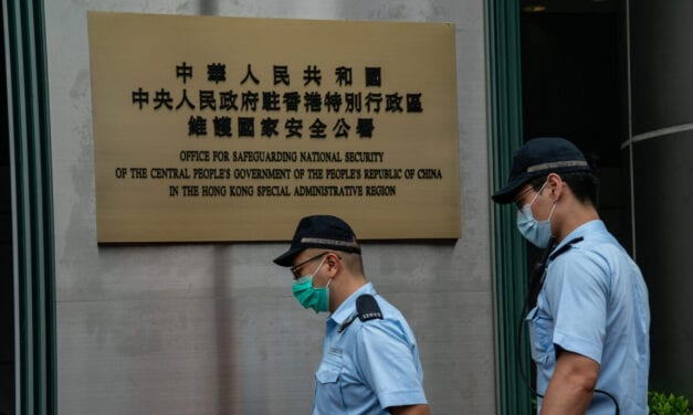 Hong Kong's 3rd COVID-19 Influx: 42 New Cases Coincide With Opening Of Beijing's New National Security Workplace