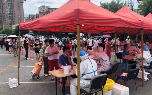 Dalian Virus Outbreak Spreads in order to Beijing, as Locals Grumble of Authorities' Testing Mismanagement