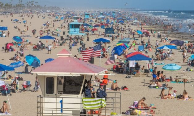 Orange County Orders Beaches Closed For July 4 Holiday