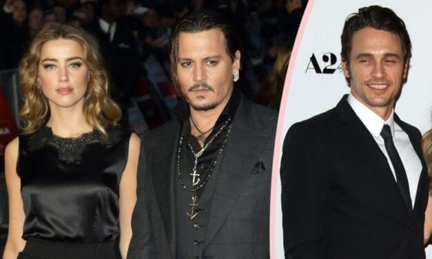 Ashton Depp Claims Amber Noticed Called James Franco 'Rapey' — Then Cheated Along with Him!