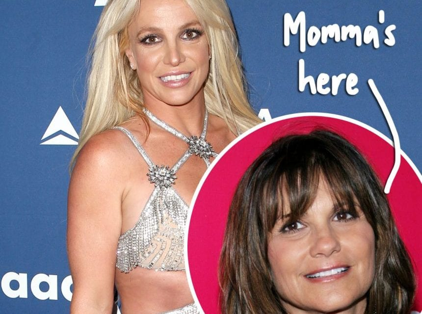 Britney Spears Hopes Mom Lynne Will Help Her Get 'More Freedom' With Finances Among Conservatorship Woes