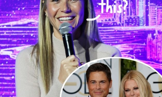 Gwyneth Paltrow Learned 'How To provide A Blowjob' From Take advantage of Lowe's Wife!