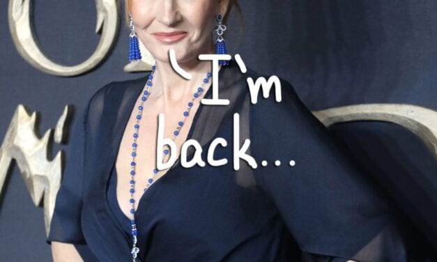 M. K. Rowling Releases Brand new Statement About Her Position On Transgender Rights…
