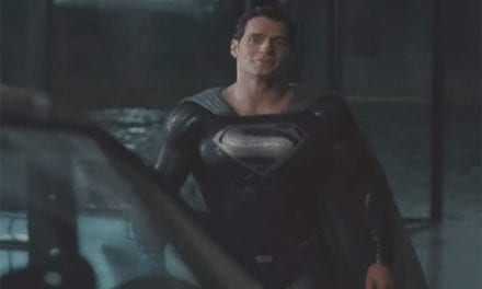 """Open up Post: Hosted By Superman's Black Suit In The """"Snyder Cut"""" Of """"Justice League"""""""