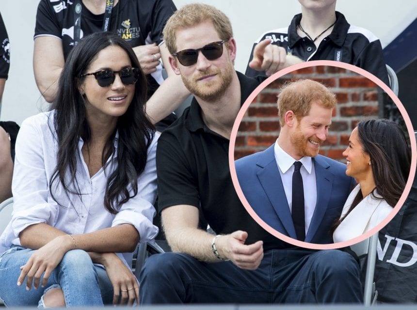 Meghan & Harry's Secret Love: Untold Intimate Details Of The first Days!