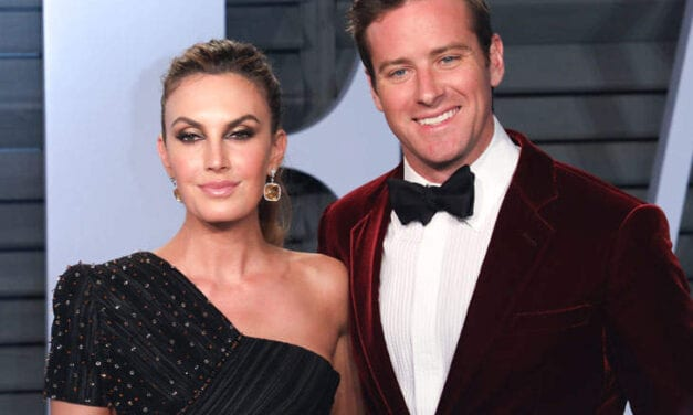 Armie Hammer And His Wife At the Both Filed For Separation and divorce After 10 Years Of Relationship