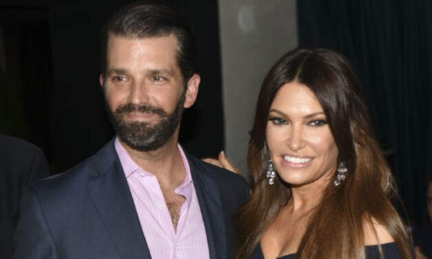 Jesse Trump, Jr. 's Sweetheart And Trump Campaign Recognized, Kimberly Guilfoyle, Has Examined Positive For COVID-19