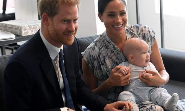 Knight in shining armor Harry And Meghan Markle Are Suing A Professional photographer For Allegedly Taking Unlawful Pictures Of Archie