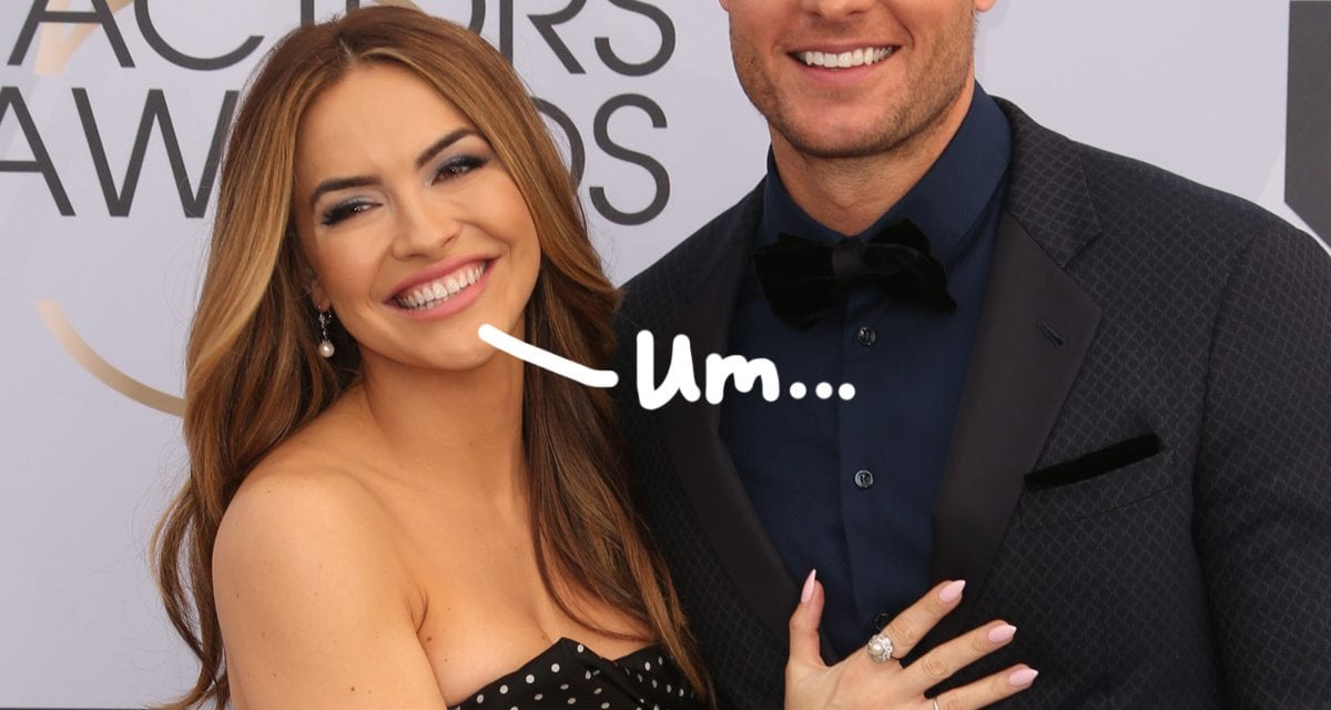 Mr. bieber Hartley's Friends Are 'Glad' To Be Rid Of His Alienated Wife Chrishell Stause! Really!