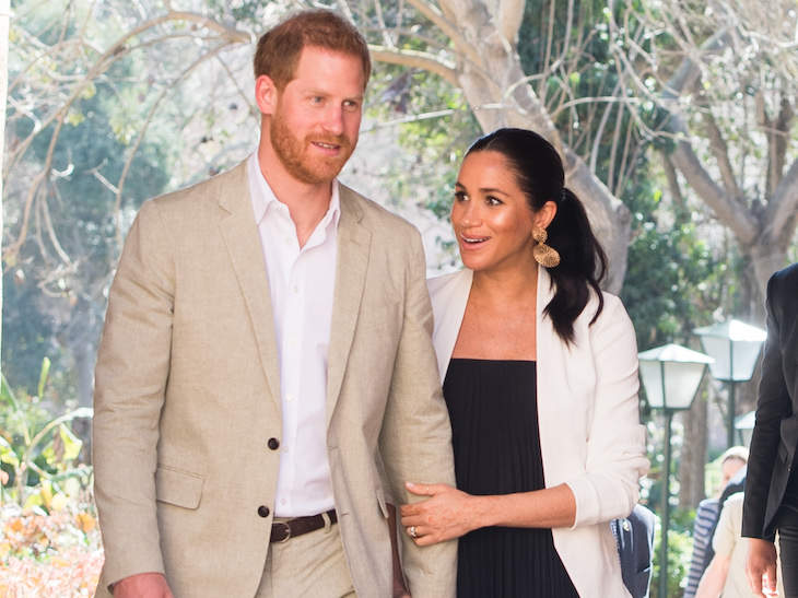Meghan Markle Says That Knight in shining armor Harry Identifies As A Feminist