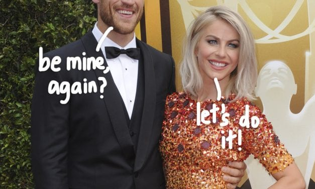Back again Together?! Julianne Hough and Brooks Laich Are 'Working On Their Marriage' Again!