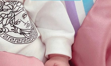 Gigi Hadid Shows Off Her Daughter & ADORABLE Handmade Gift From 'Auntie' Taylor Swift — Look!