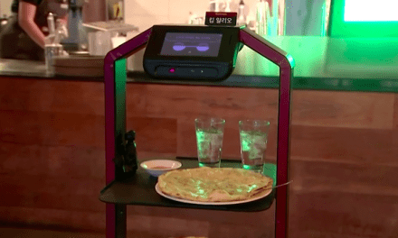 Open up Post: Hosted By Aglio Kim, The Robot Eating place Server in South Korea