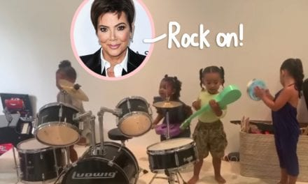 Stormi Webster, True Thompson, Chi town West, & Dream Famous kardashian Display Serious Musical Abilities In ADORABLE New Cut — Look!