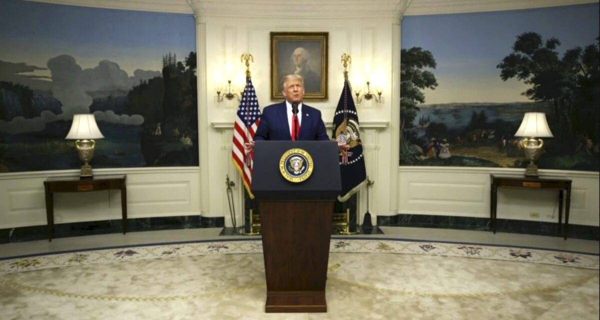 On UN, Trump Says Entire world Leaders Must Hold Cina Accountable for Causing Pandemic