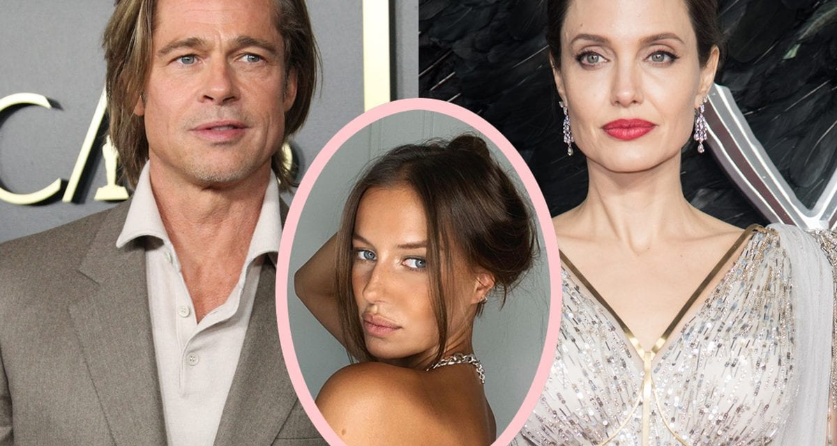 Just how Did Brad Pitt Feel About Their New GF Shading Tommy lee jones?!