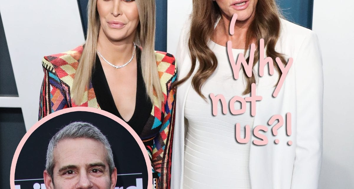 Caitlyn Jenner & Sophia Hutchins Are Reportedly In Foretells Join The Real Housewives associated with Beverly Hills Cast!