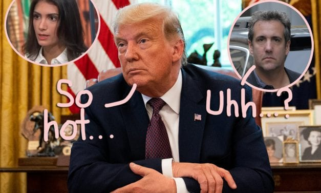 Ew! Donald Trump Reportedly Perved Out On Jordan Cohen's 15-YEAR-OLD Daughter!