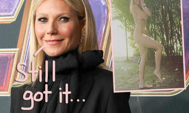 'Badass' Gwyneth Paltrow Celebrates 48th Trip 'Round The Sun Within Nothing But Her Birthday Fit!