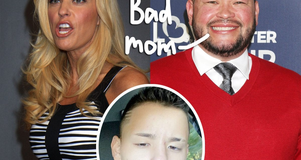 BOMBSHELL REPORT: Kate Gosselin Charged Of Zip-Tying Son Collin To Chair & Producing Him Sleep In Wardrobe