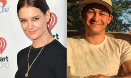 Katie Holmes Is Casually Online dating Chef/Actor Emilio Vitolo
