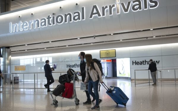 Problematic Analysis Underpinned UK Choice Not to Test Airport Landings: Study