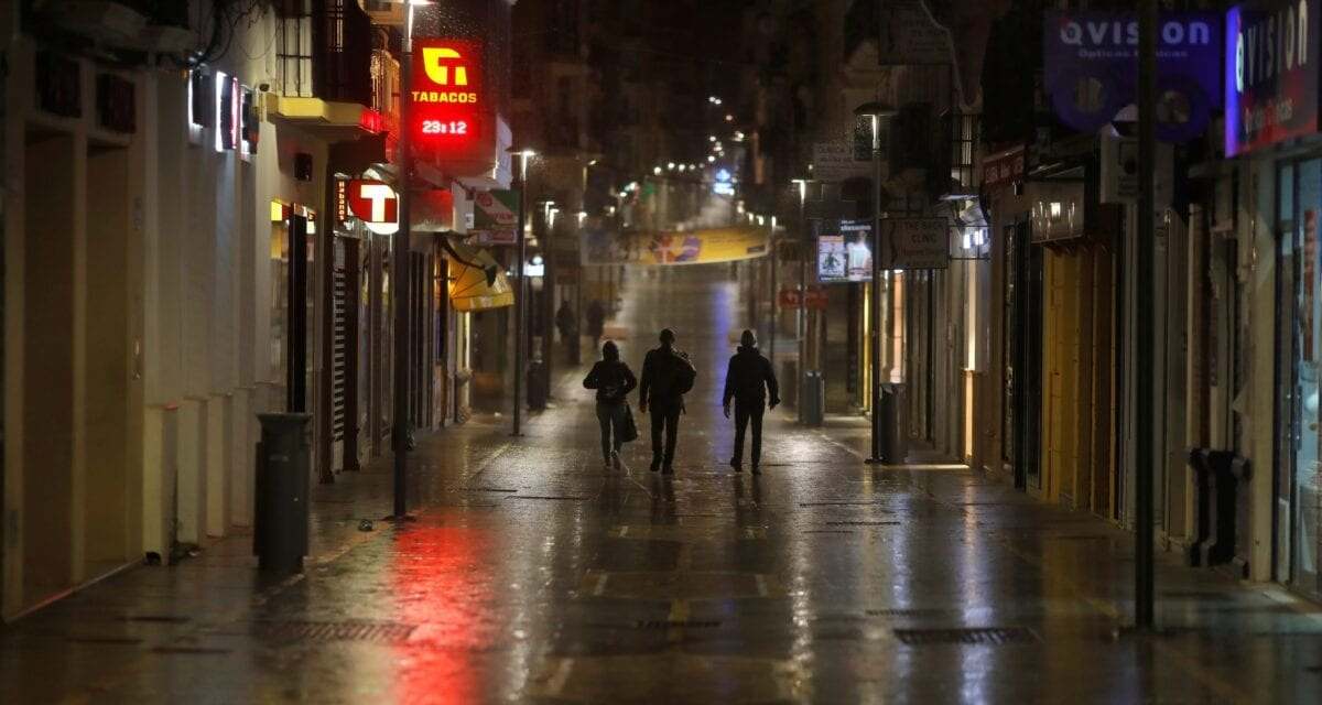 The country of spain Enters COVID-19 State associated with Emergency to Much Lament