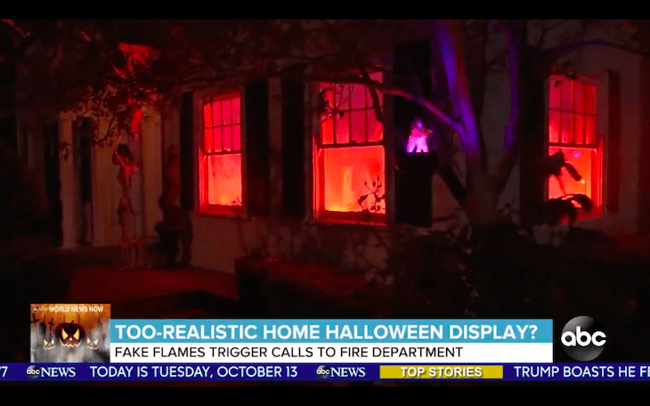 Open up Post: Hosted By This particular House's Halloween Decorations Which have People Calling 911
