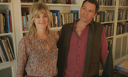 """Dominic West's Wife, Catherine FitzGerald, Has Fled To Ireland in europe For A """"Work Trip"""""""