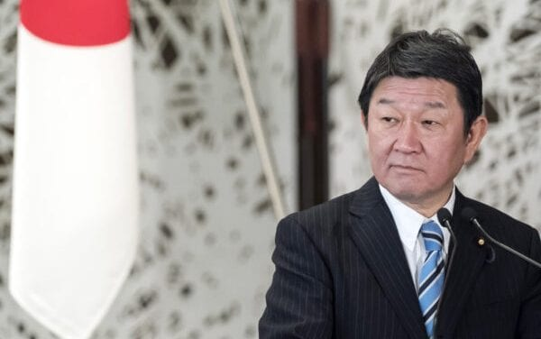 Quad Foreign Ministers to Discuss CCP Virus Pandemic in The japanese