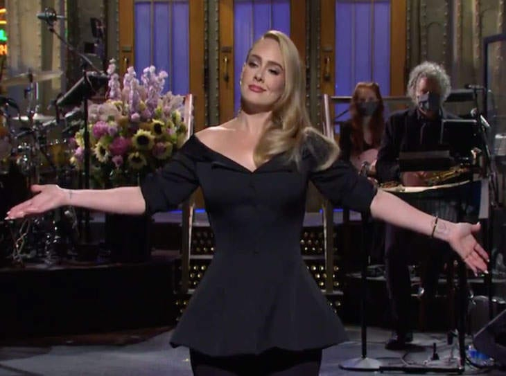 """Adele Ended Up Singing On """"Saturday Night Live"""" After All"""
