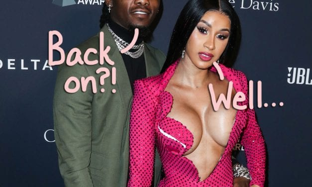 Cardi B Takes Over Las Vegas Pertaining to Wild 28th Birthday Party, Which includes A KISS From Offset…