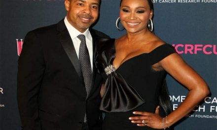 """Cynthia Bailey Of """"The Actual Housewives Of Atlanta"""" Did marry In Front of 250 People Throughout the Pandemic"""
