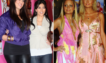 The model Kardashian Reminded Everyone That will She Was Nicole Richie's Assistant Way Back In The Mid-2000s