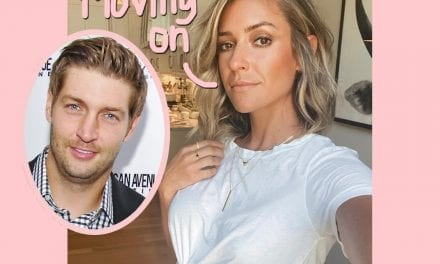Kristin Cavallari Pokes Fun On Her Divorce, Says She's 'Working On' Cutting The particular Cutler From Her Title!
