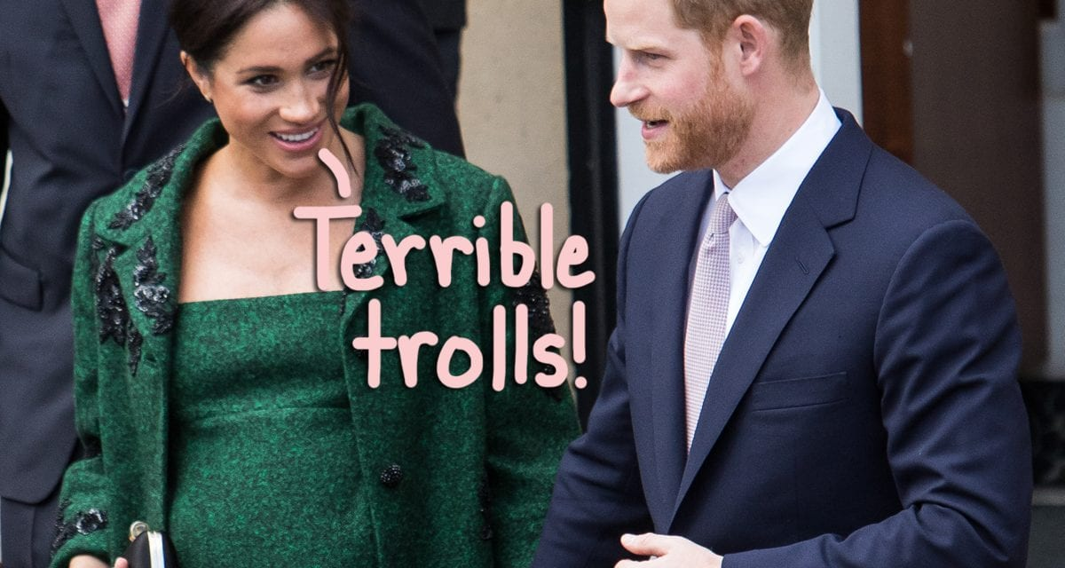Meghan Markle Opens Up About What It is Like Being 'The majority of Trolled Person In The Whole World'