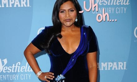 Mindy Kaling Accused Of Causing Huge Car Crash While On Cell Phone In New Lawsuit