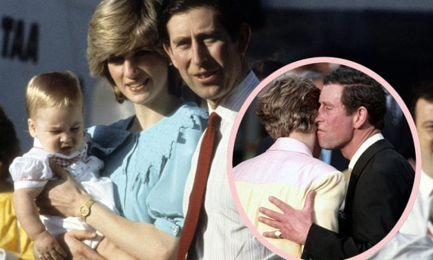 Knight in shining armor Charles Made An 'Offensive' Comment About Princess Diana Right After Her Death?!