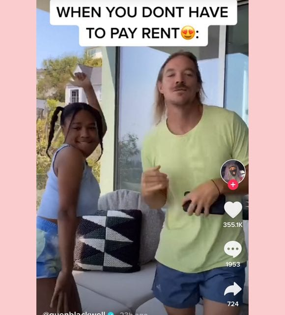 Diplo Rushes To Set The Report Straight After Teenage TikTok Star Tells Fans They' re Living Together