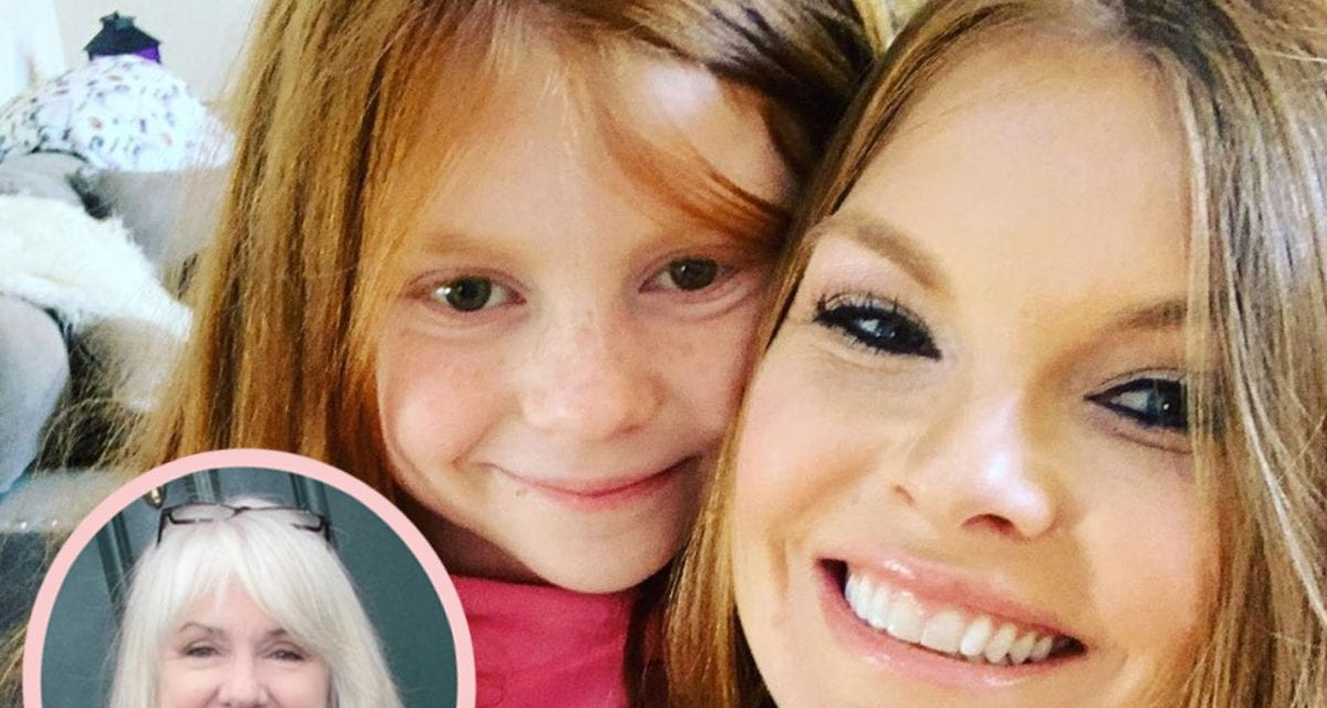 True Housewives Of Dallas Celebrity Brandi Redmond Reveals Mother-In-Law Dead After Horrific Motor vehicle accident; 9-Year-Old Daughter Survived