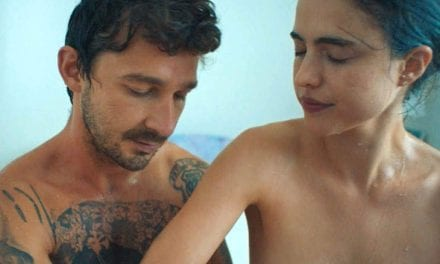 Shia LaBeouf And Margaret Qualley Got Naked In The Name Of Higher Art
