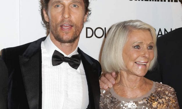 Matt McConaughey Didn't Talk To Their Mom For Eight Many years Because She Kept Speaking with The Media About Your pet