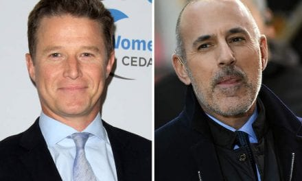 """Billy Bush Was Very Unhappy That Matt Lauer Did not Leap To His Protection After The """"Access Hollywood"""" Drip"""