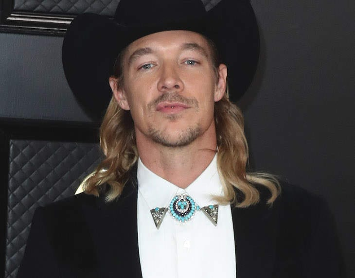 Diplo Swears Nothing Is Going On Using the 19-Year-Old TikTok Star Who also Lives In His House